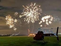Member's Firework Display