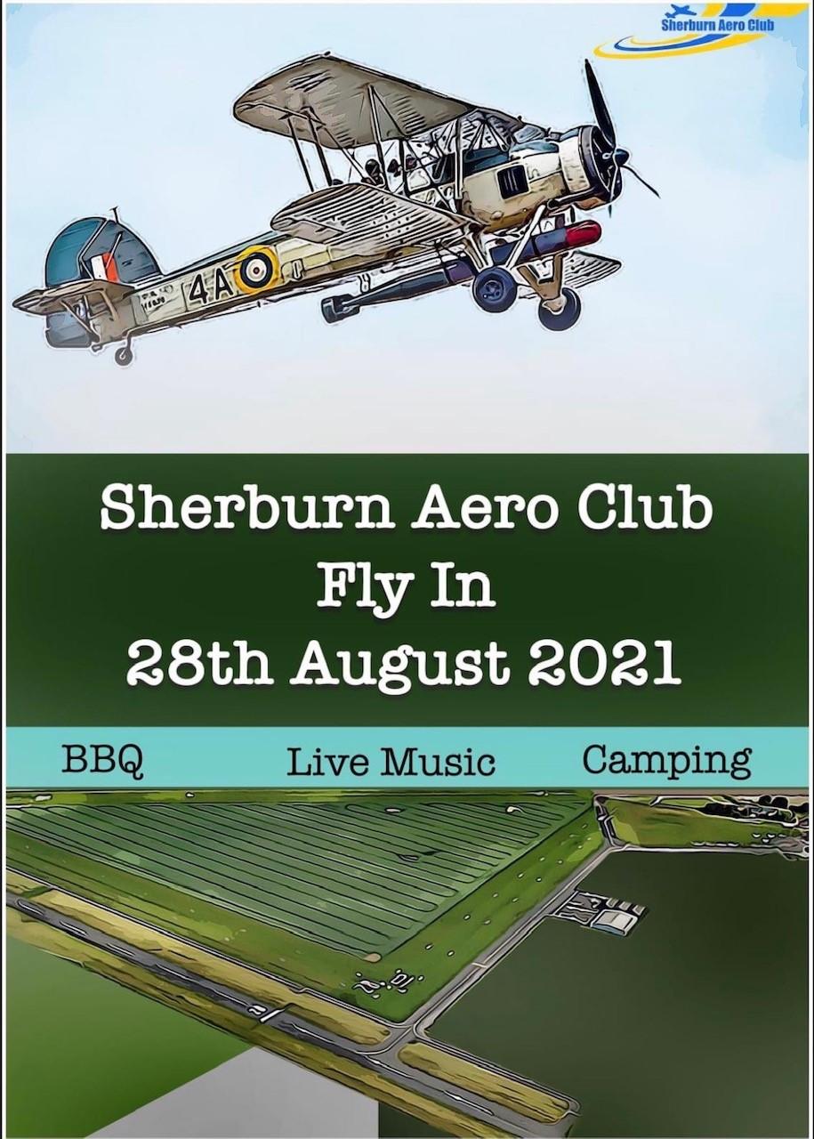 Sherburn Aero Club Flyin